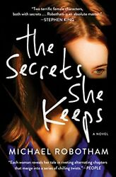 The Secrets She Keeps by Robotham Michael Book The Fast Free Shipping