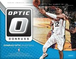 2018-19 Donruss Optic Shock Rated Rookie Parallel Cards Pick From List $6.99