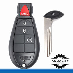 Car Keyless Entry Remote Key Fob GQ4-53T For Jeep Cherokee 2014-19 433MHz 1pc