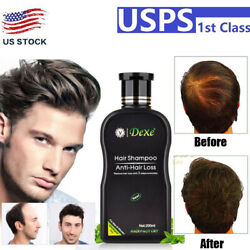 DEXE Black Hair Shampoo Hair Color Anti-hair loss Shampoo Fast Hair Growth 200ml $12.59