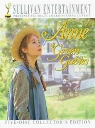 Anne of Green Gables Collectors Edition 5 DVD Box Set New