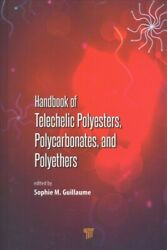 Handbook of Telechelic Polyesters Polycarbonates and Polyethers Hardcover ...