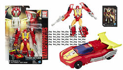 Transformers Titans Return Deluxe Hot Rod & Firedrive NEW COYOTE RACECAR RODIMUS $37.77