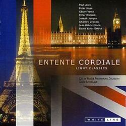Various : Entente Cordiale (Phelps Cppo Butler Sutherland) CD (2003)