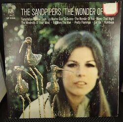 Sandpipers - The Wonder of You (A&M SP SP-4180 Stereo)