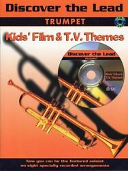 Discover The Lead: Kids' Film And T.V. Themes For Trumpet - CD She... Paperback
