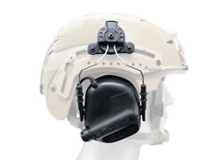 Team Wendy 1.0 2.0 Rail Adapter Peltor Comtac Sordin Howard Leight Headset $69.99