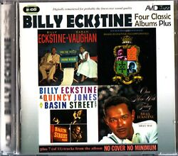 Billy Eckstine - Four Classic Albums 2-CD 4on1 Sarah VaughanIrving Berlin
