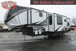 20 Heartland Torque 371 Towable RV Travel Trailer 5th Wheel Camper Toy Hauler