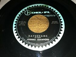 Johnny Crawford Daydreams  So Goes The Story 45  VG+