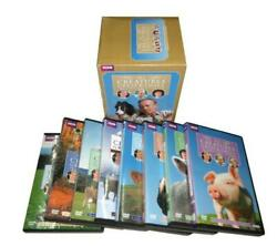 ALL CREATURES GREAT AND SMALL - THE COMPLETE COLLECTION BOX SET SEALED US