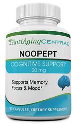 Noopept 20mg 90 Capsules  Made in USA