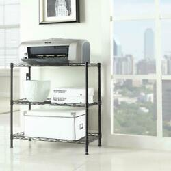 3 Tier Kitchen Storage Cart Microwave Oven Rack Utility Workstation Stand Shelf $27.69