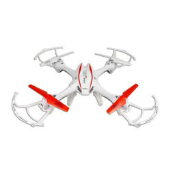 UDI U842 4 Channel 6 Axis Big UFO Drone RC Quadcopter with HD Camera White $48.98