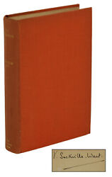 The Edwardians ~ SIGNED by Vita Sackville-West ~ First Edition 1st 1930 Hogarth