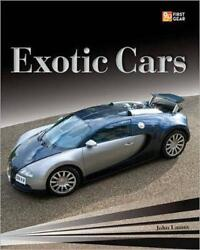 Exotic Cars by John Lamm (English) Paperback Book Free Shipping!