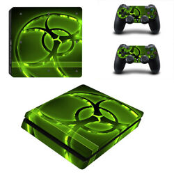 Fallout Vinyl Sticker Decal cover for PS4 Slim Console & Controller Skins #40
