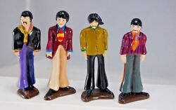 Yellow Submarine 30th Gartlan 1999 FIGURES Matched MIB Beatles SHIPS FREE Last 1