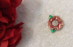 PIN BROOCH MOTHER ROSE LOVE MOM SISTER FRIEND PARENT GRAND PARENT RELATIVE CH11