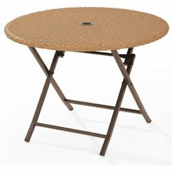 Crosley Furniture Palm Harbor Folding Outdoor Table