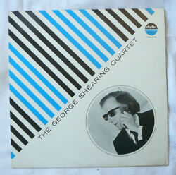 THE GEORGE SHEARING QUATTET   LP Played Once Out Of Print
