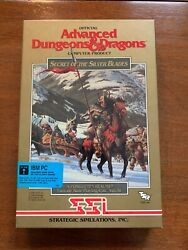 Advanced Dungeons of Dragons Secret of the Silver Blades PC
