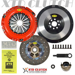 XTD STAGE 2 FULL FACE CLUTCH amp; LIGHTEN FLYWHEEL KIT 2002 2005 LEXUS IS300 2JZ GE $229.04
