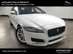 2018 Jaguar XF 20d Premium 2018 20d Premium Used Certified Turbo 2L I4 16V Automatic AWD Sedan