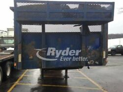 2008 GREAT DANE 45' FLATBED from Ryder