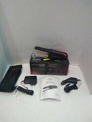 CHI Escape Professional Cordless Styling Flat Iron - NEW wWall and Car Charger