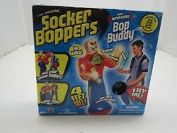 Big Time Toys 23169 Socker Boppers Bop Buddy - Standing Inflatable Punching Bag