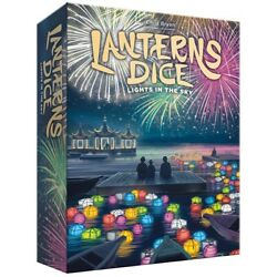 Lanterns Dice Lights in the Sky Game Renegade Game Studios Foxtrot RGS 00889 $27.99