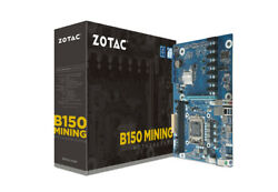 ZOTAC B150 Mining ATX Motherboard for Cryptocurrency Mining with 7 PCIe x1 slots $29.99