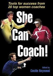 She Can Coach!  Acceptable Book