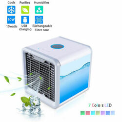 Summer Portable Mini Air Conditioner Arctic Cooling Fan Humidifier for Car Home