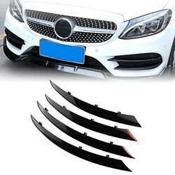 Front Air Vent Cover Trim For 2015 2016 17 2018 Mercedes-Benz C Class Sport US $40.50