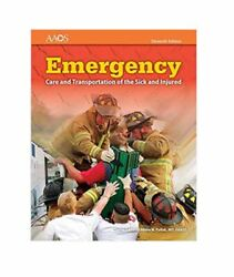 Emergency Care and Transportation of the Sick and Injured 11th Edition (P.D.F)