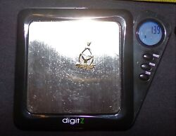 14kt Gold Whales Tail Hawaii Pendent 1.39 Grams