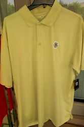AHEAD EXTREME BUTLER COUNTRY CLUB MEN'S SZ XL GOLF POLO NWT $55