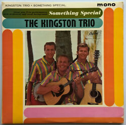 Kingston Trio - Something Special - ID34z - T 1747 - vinyl LP