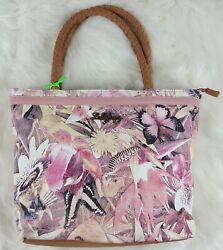 LOLLIPOPS TOTE BAG NATURE THEMED FASHION TOTE $19.99