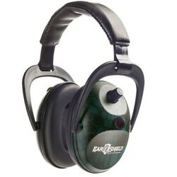 Do All Outdoors ESDM-KTYT EarShield Dual Kryptek Typhon & Teal Shooting Earmuffs