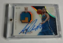 R17818 - AUSTIN RIVERS - 201213 IMMACULATE - ROOKIE AUTOGRAPH PATCH - #625 -