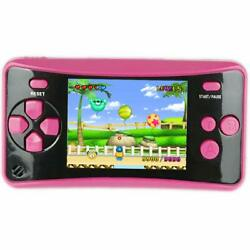 HigoKids Handheld Game Console for Kids Portable Retro Video Game Player Built-i