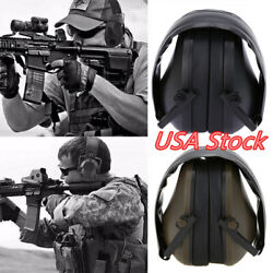 Noise Reduction Ear Muffs Hearing Protection Shooting Safety Hunting Sports USA