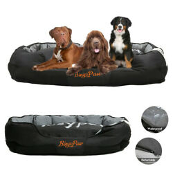 Waterproof Orthopedic Dog Bed Lounge Sofa Extra Large XL Dog Bed Removable Cover $42.91