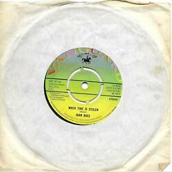 Joan Baez The Night They Drove Old Dixie Down UK 45 7