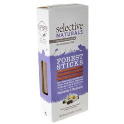 Supreme Selective Naturals Forest Sticks 2.1 oz $13.31