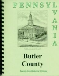 Butler County Pennsylvania histoy RP from 4 Rare Sources Sllippery Rock PA new!