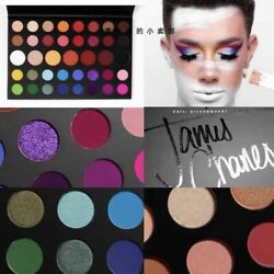 Morphe X The James Charles Palette Ultra-Smooth Creamy 39 Colors tF